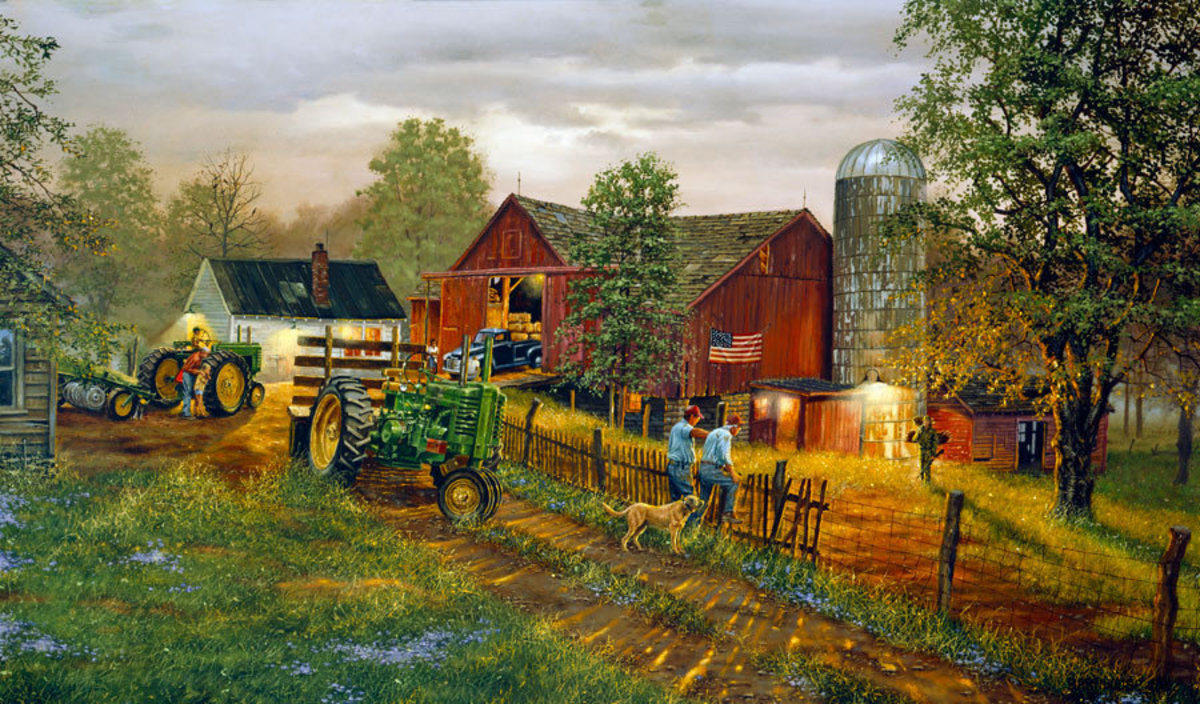 Image for America's Heartland Mural