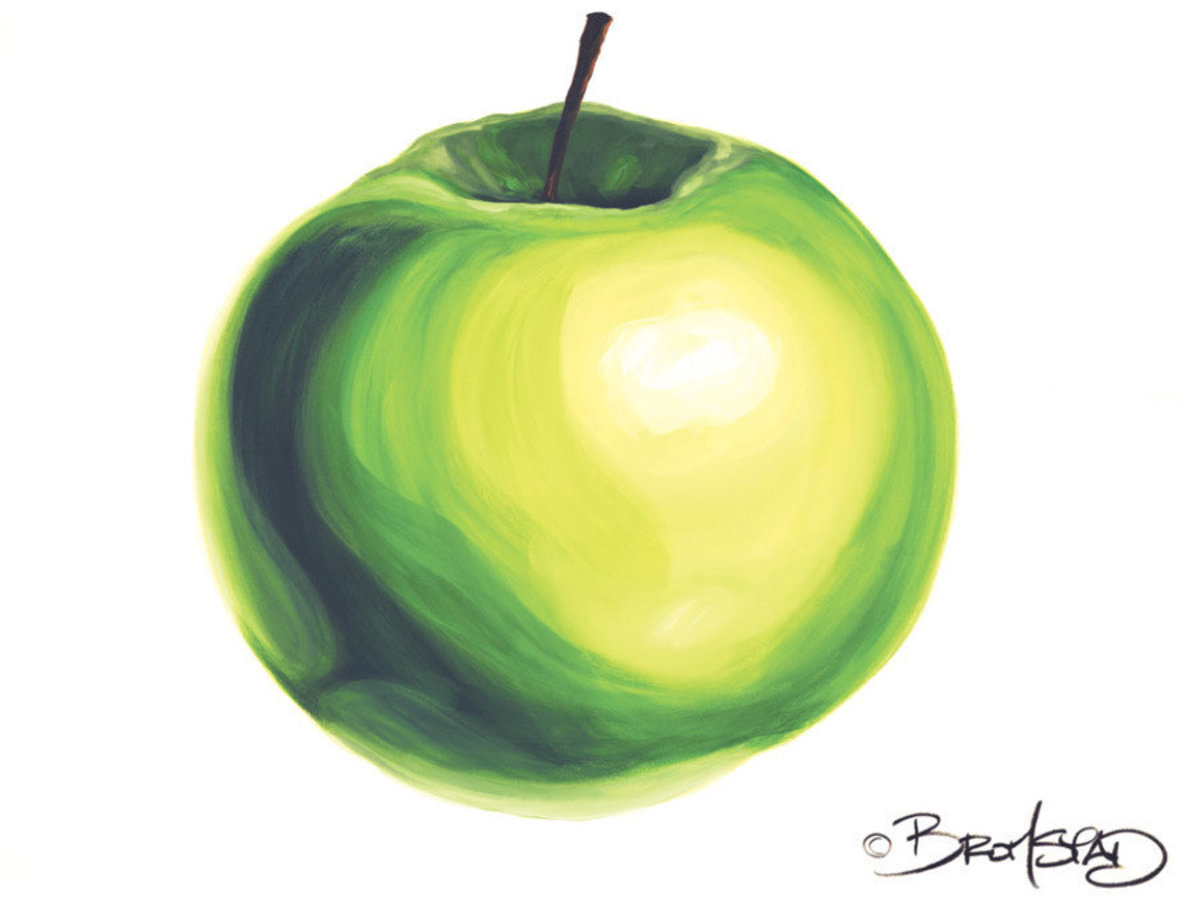 Image for An Apple A Day
