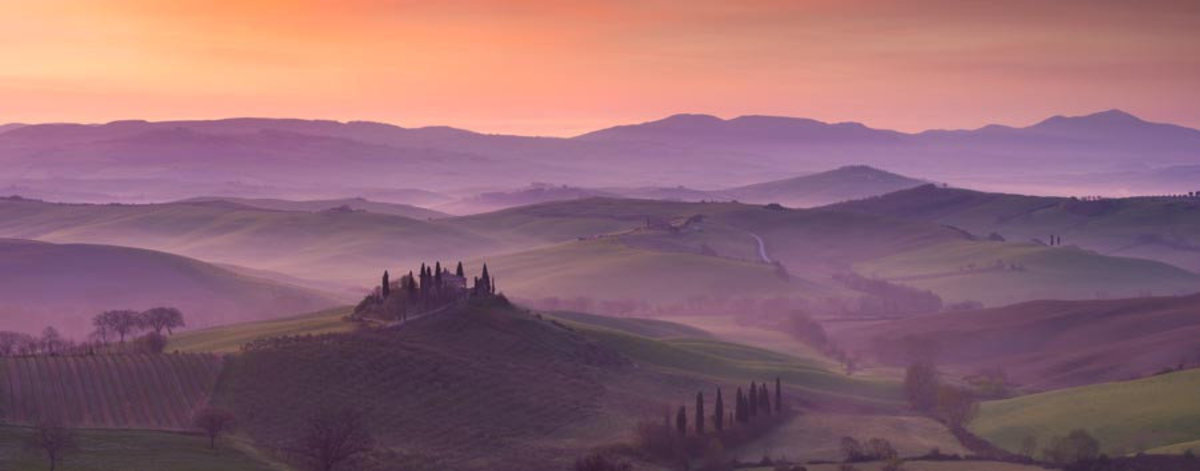 Image for Belvedere and Tuscan Countryside