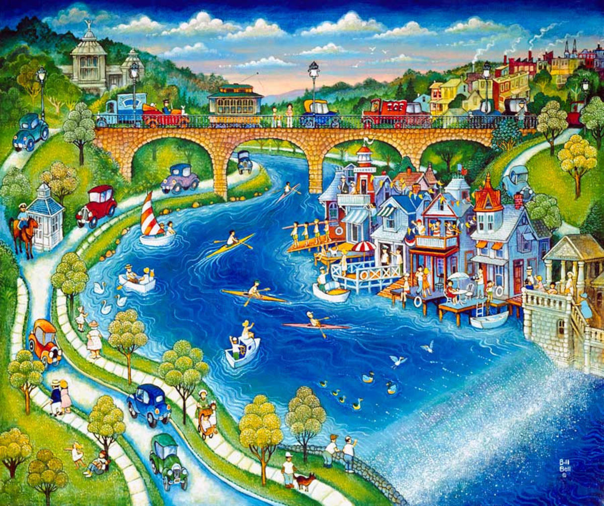 Image for Boathouse Row