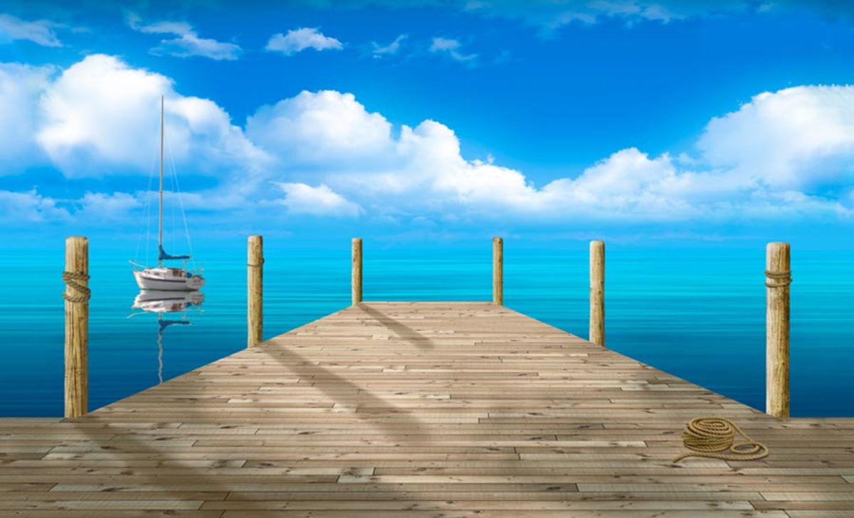 Image for Calm Waters