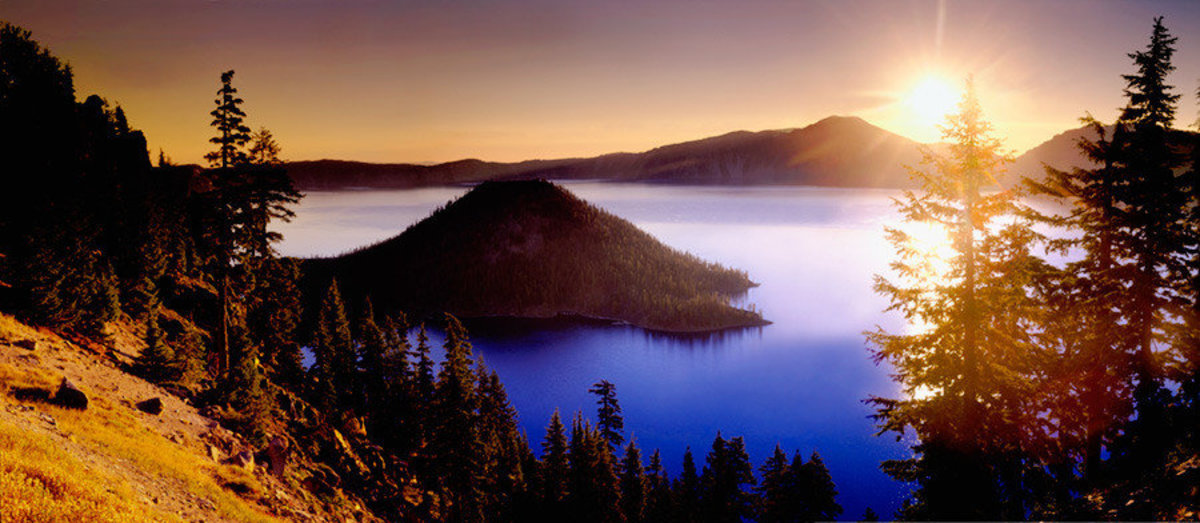 Image for Crater Lake Oregon