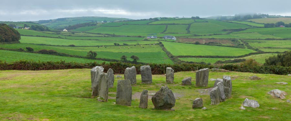 Drombeg Stone Circle Wall Mural Additional Thumbnail