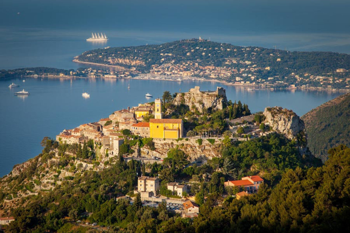 Image for Eze France View