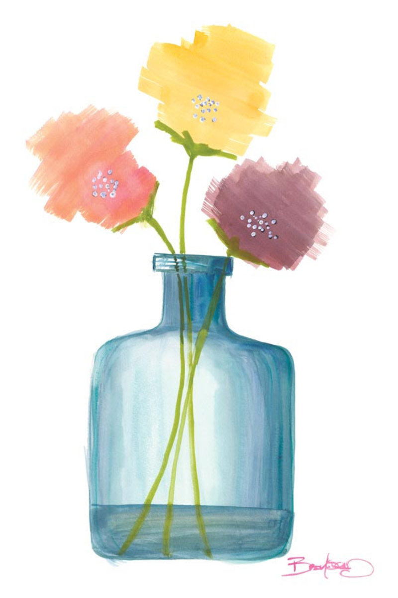 Image for Flowers in a Jar 6