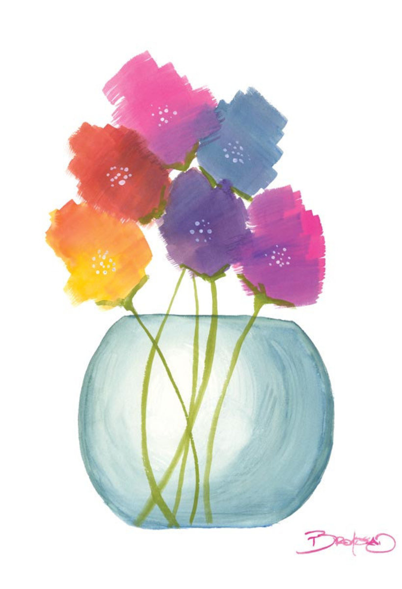 Image for Flowers in a Jar 8