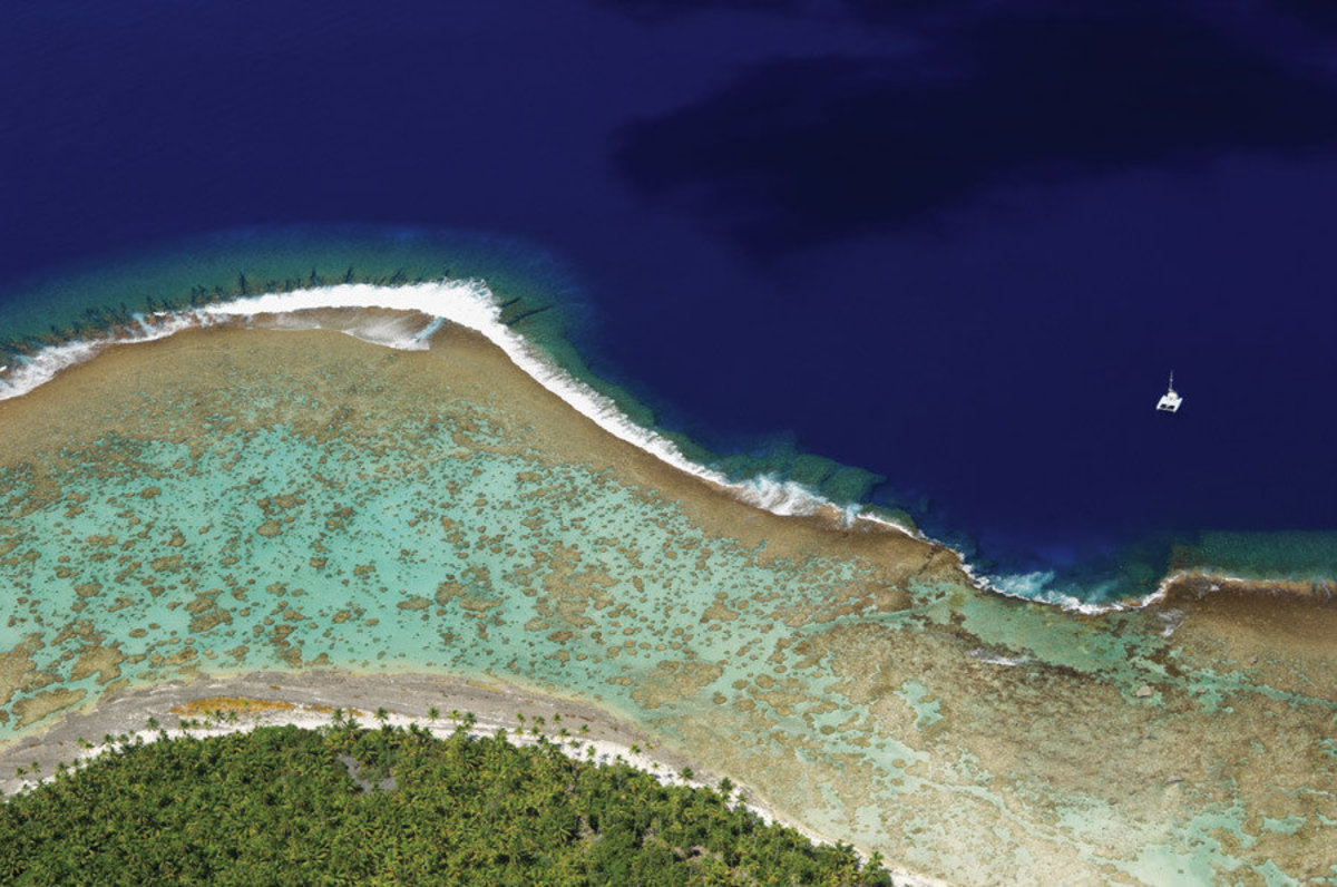 Image for French Polynesia's Color Palette
