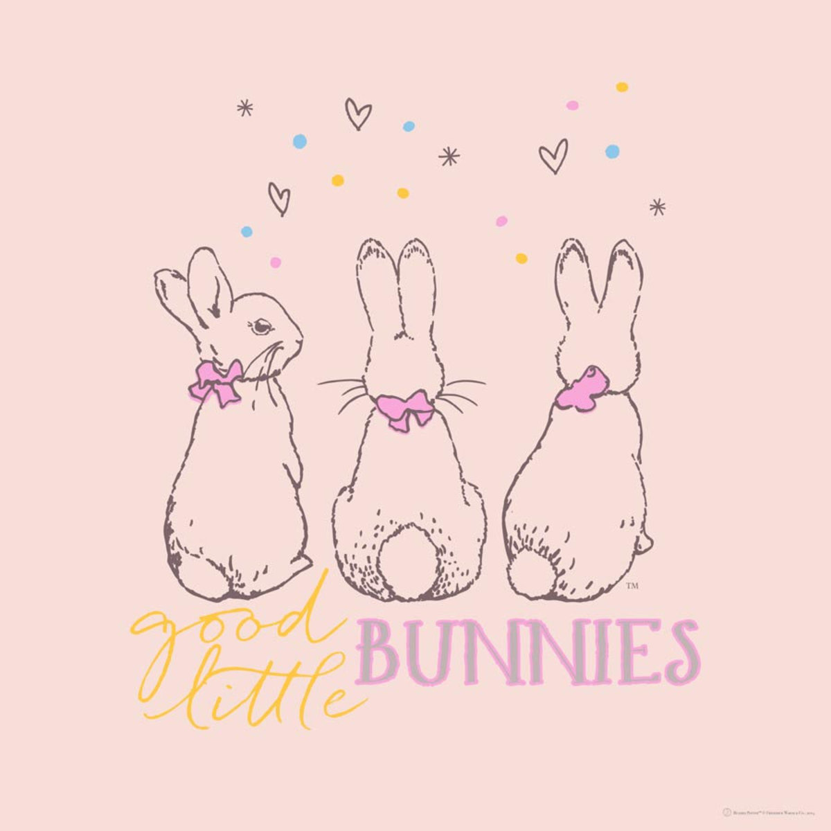 Image for Good Little Bunnies - Pink