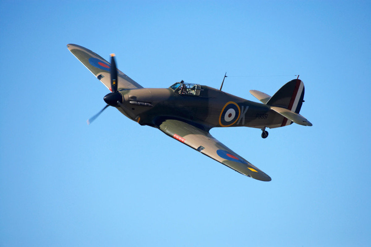 Image for Hawker Hurricane