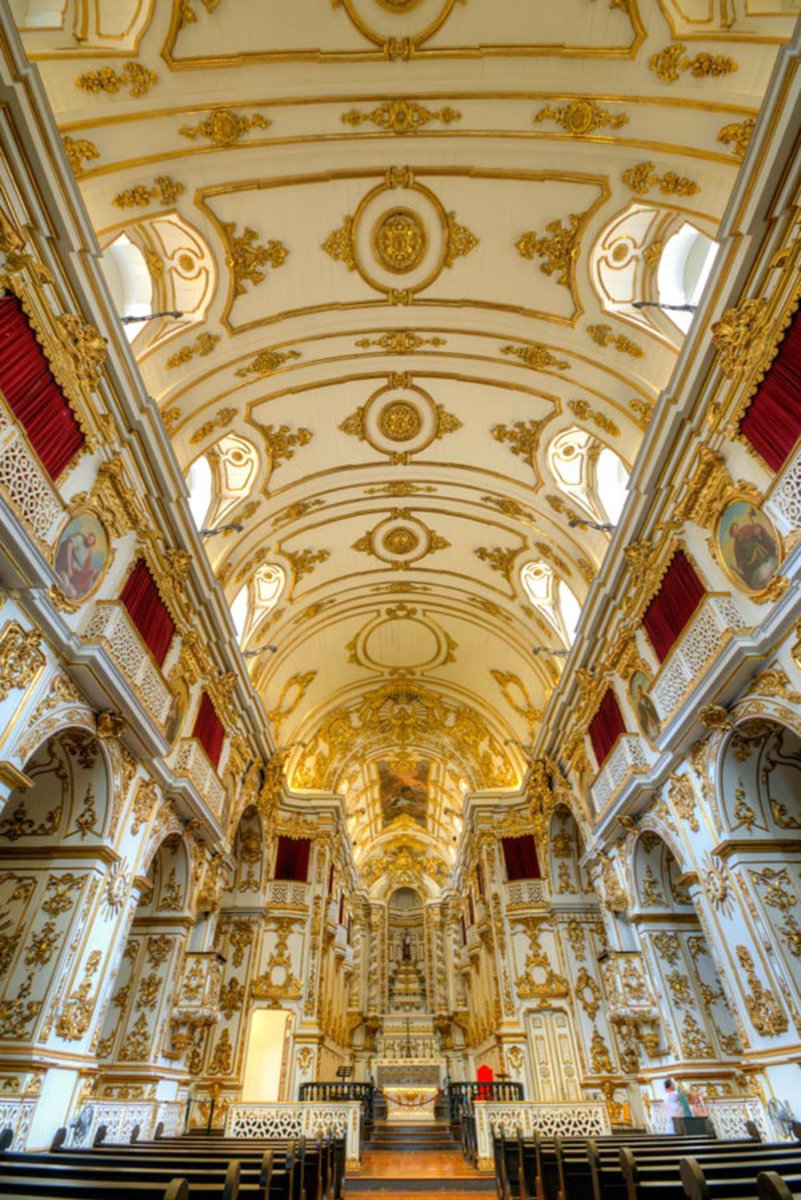Image for HDR Cathedral of Rio