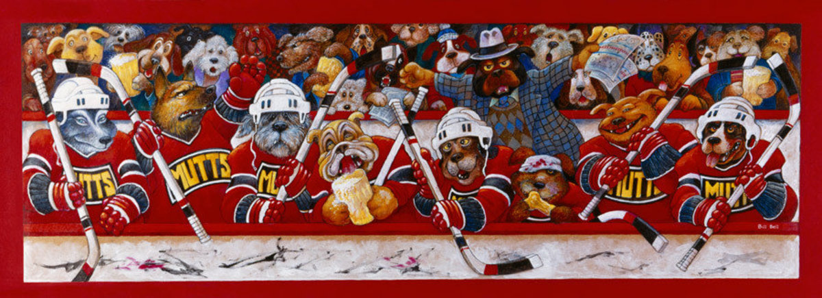 Image for Hockey Mutts