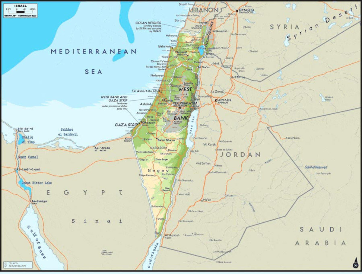 Image for Israel 2
