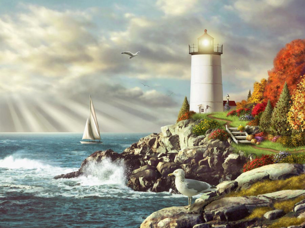 Light Of Day Wall Mural Additional Thumbnail