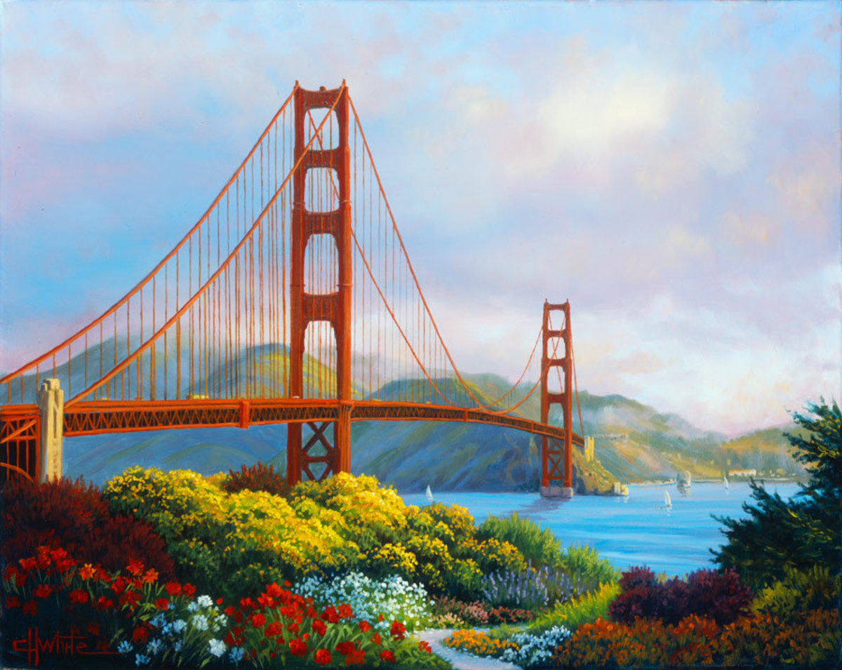 Image for Morning At The Golden Gate