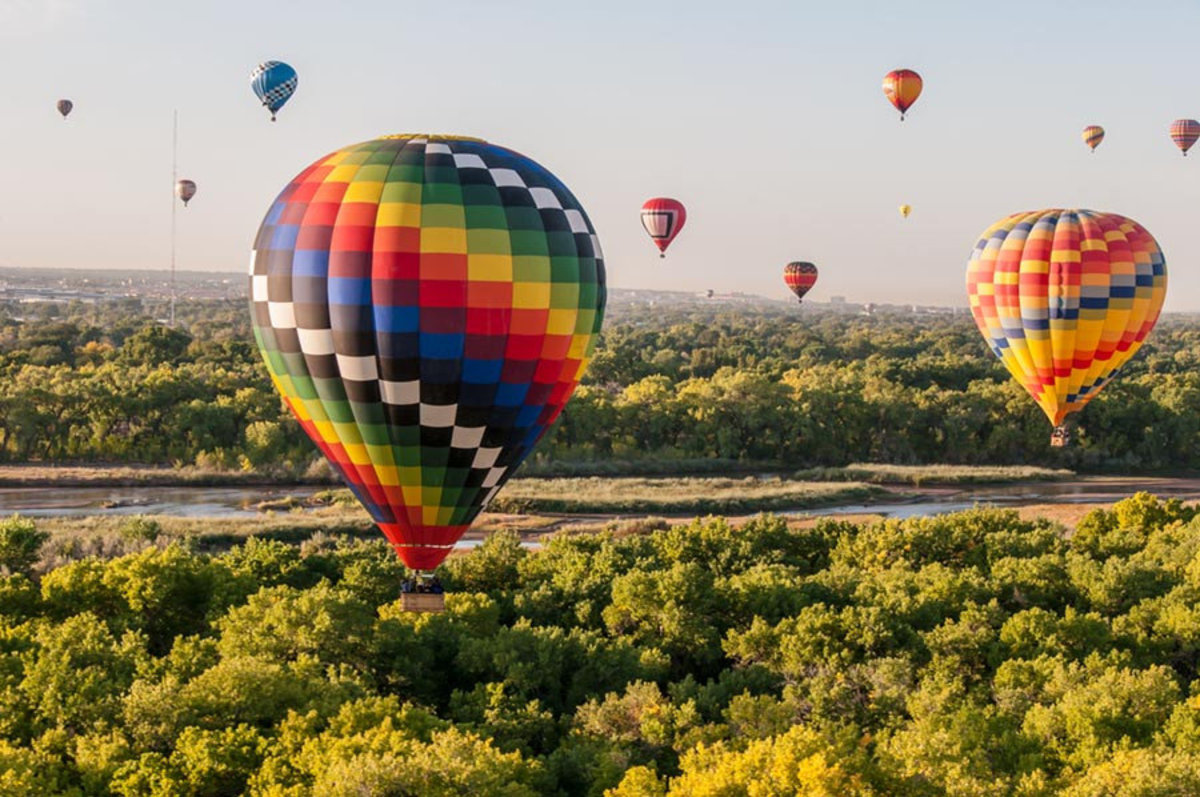 Image for New Mexico Balloons