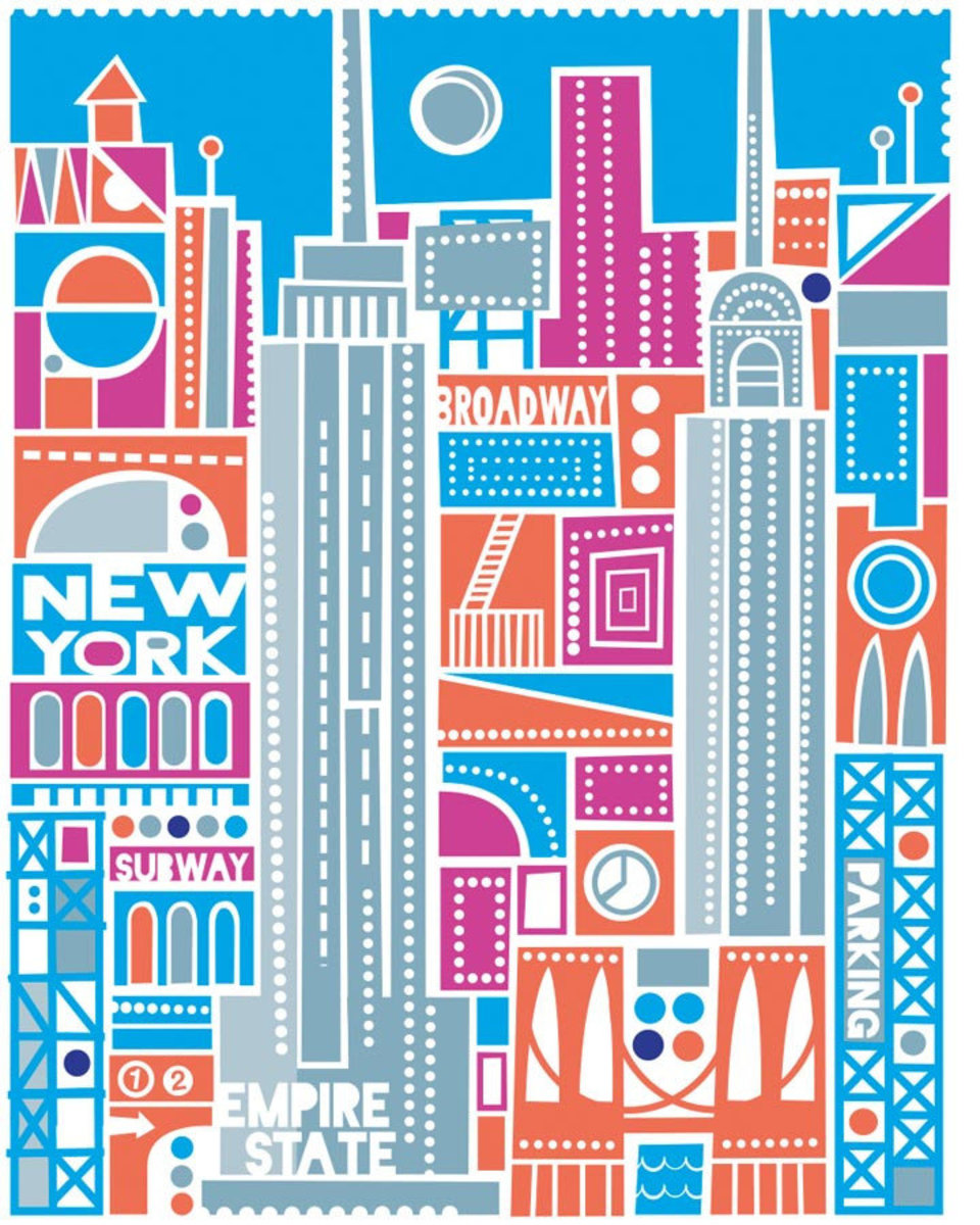 Image for New York City - Silver