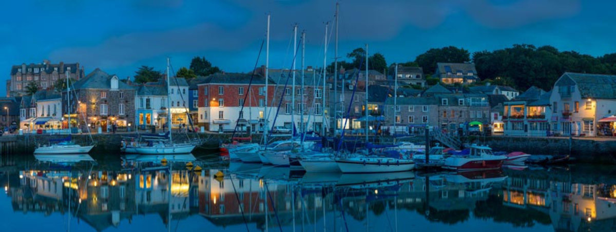 Image for Padstow Panoramic