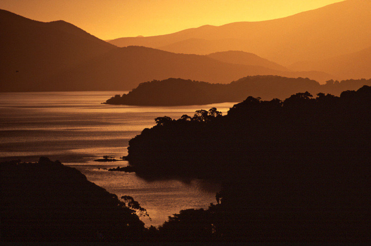 Image for Paterson Inlet, Stewart Island