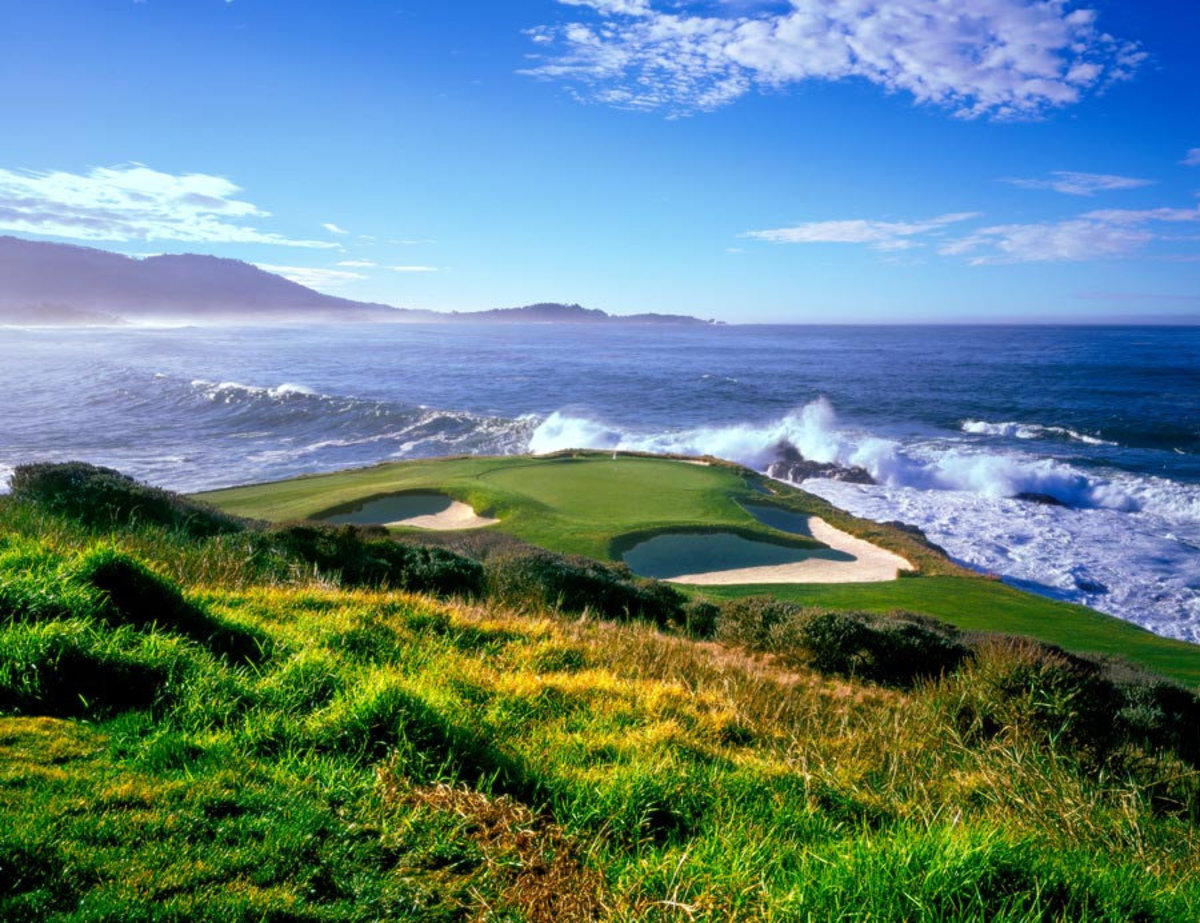 Image for Pebble Beach Golf Links - 7th Hole