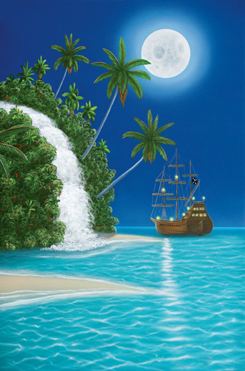 Image for Pirate's Lagoon