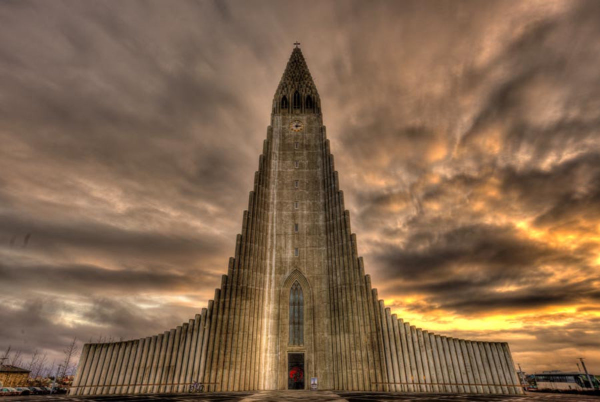 Image for Reykjavik Church