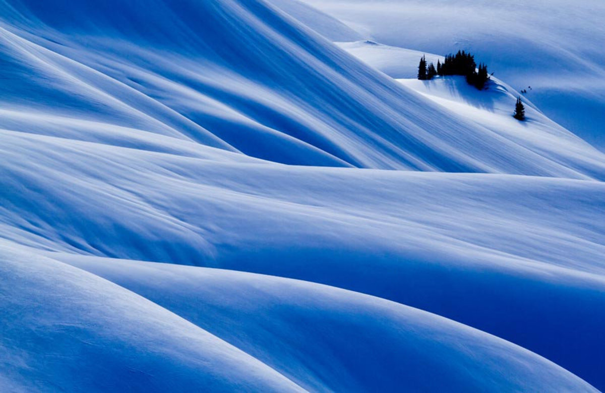 Image for Rolling Snow, North Cascades
