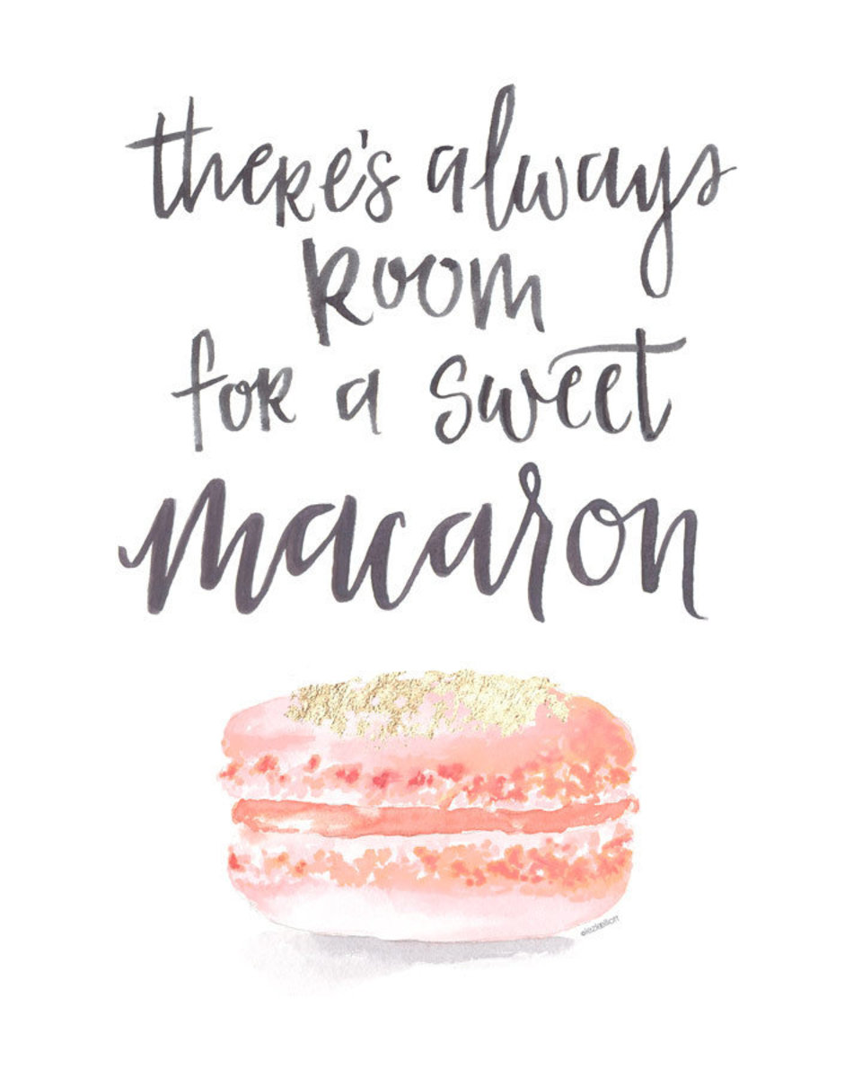 Image for Room for a Macaron