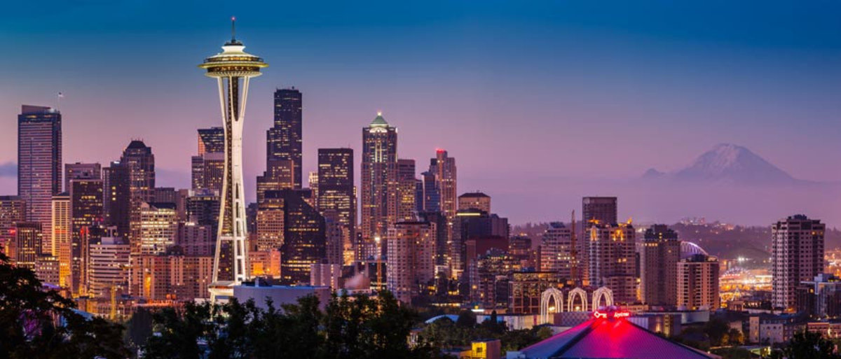 Image for Seattle Dawn