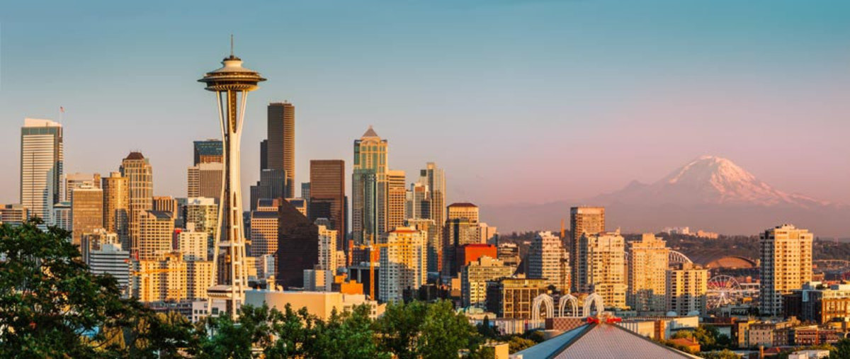 Image for Seattle Evening