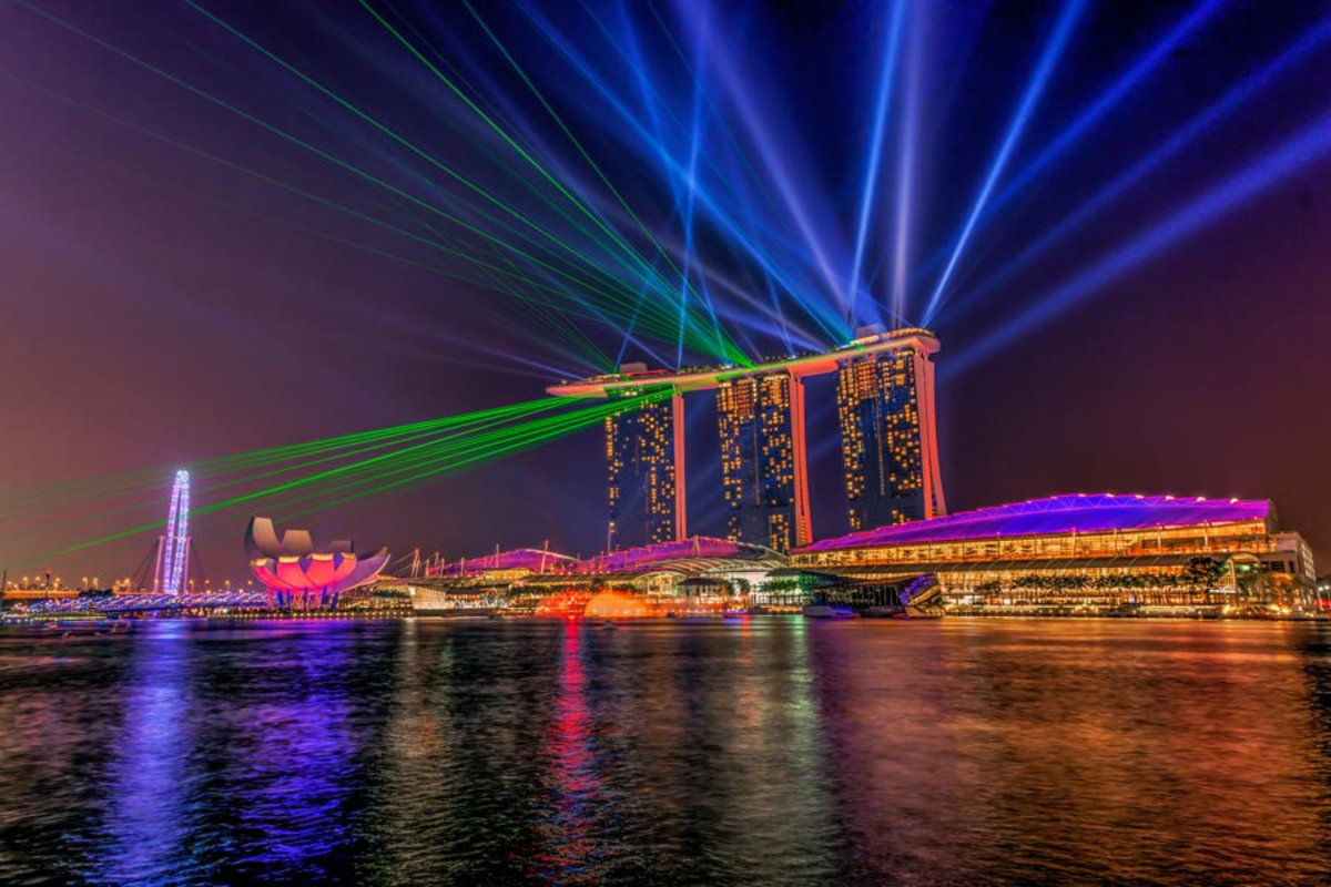 Image for Singapore at Night