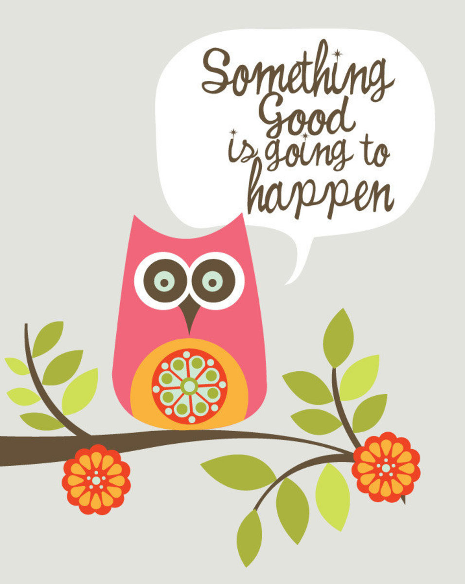 Something Is Going To Happen Wallpaper Mural Additional Thumbnail
