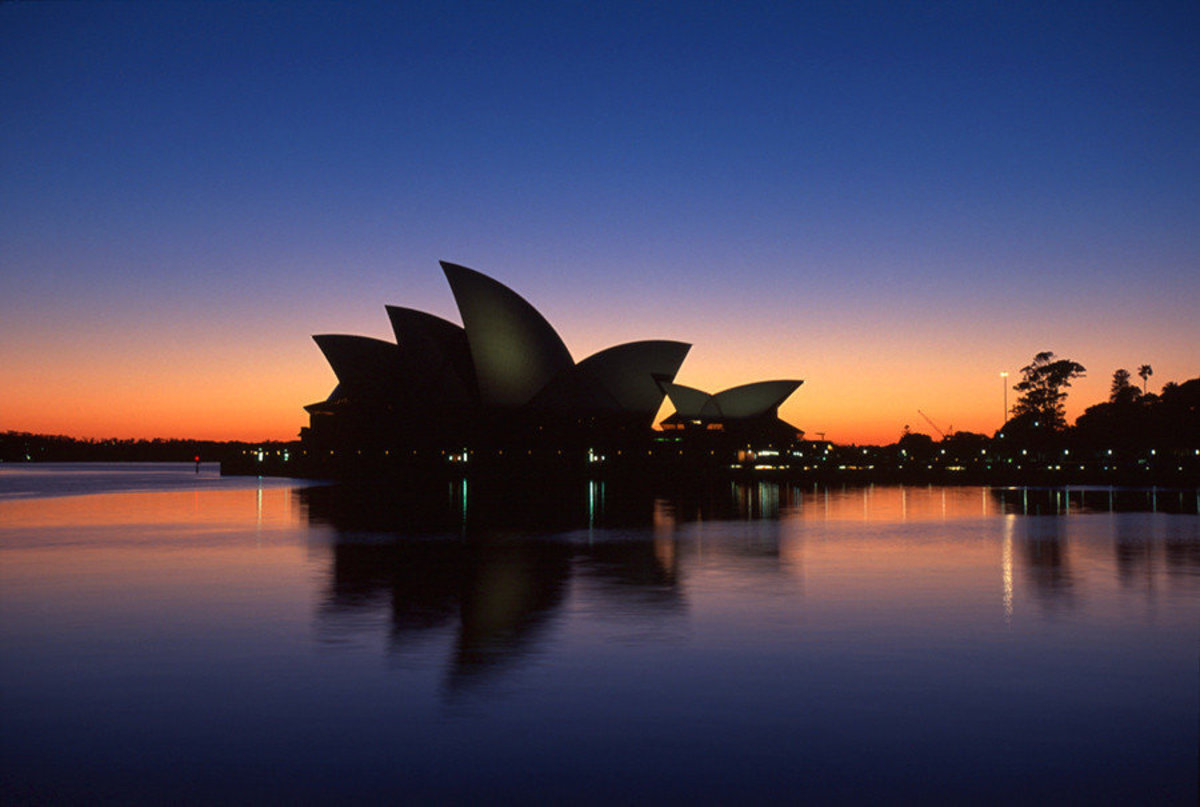 Image for Sydney Opera House At Dawn