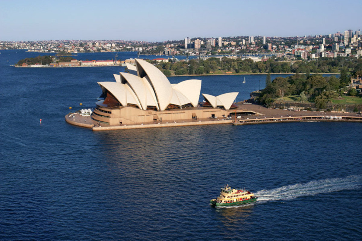 Sydney Opera House Wall Mural Additional Thumbnail