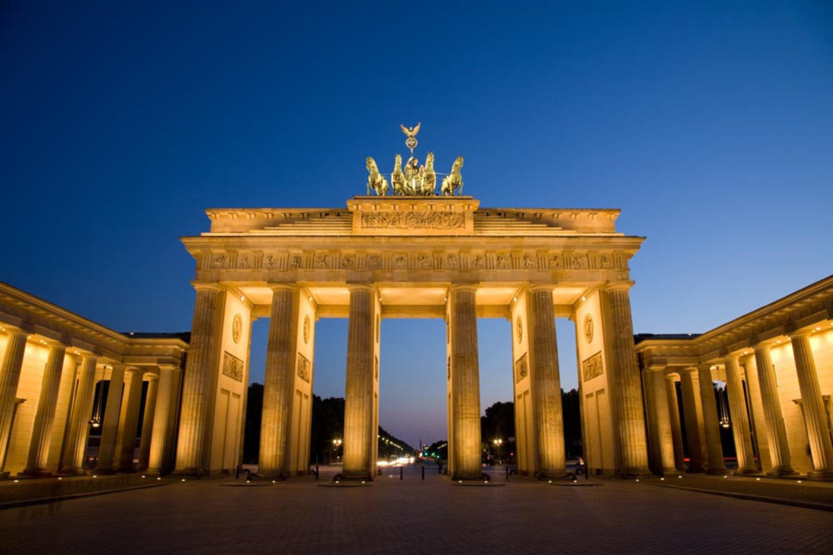 Image for The Brandenburg Gate, Berlin, Germany