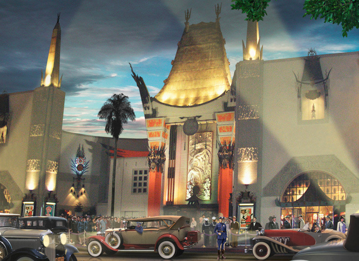Image for The Chinese Grauman Theatre