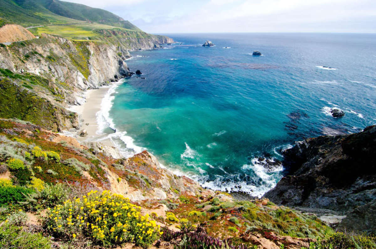 The Most Beautiful Coastlines In The World Wallpaper Mural