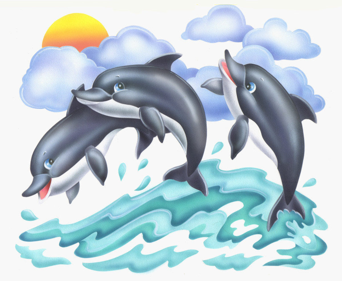 Image for Three Dolphins