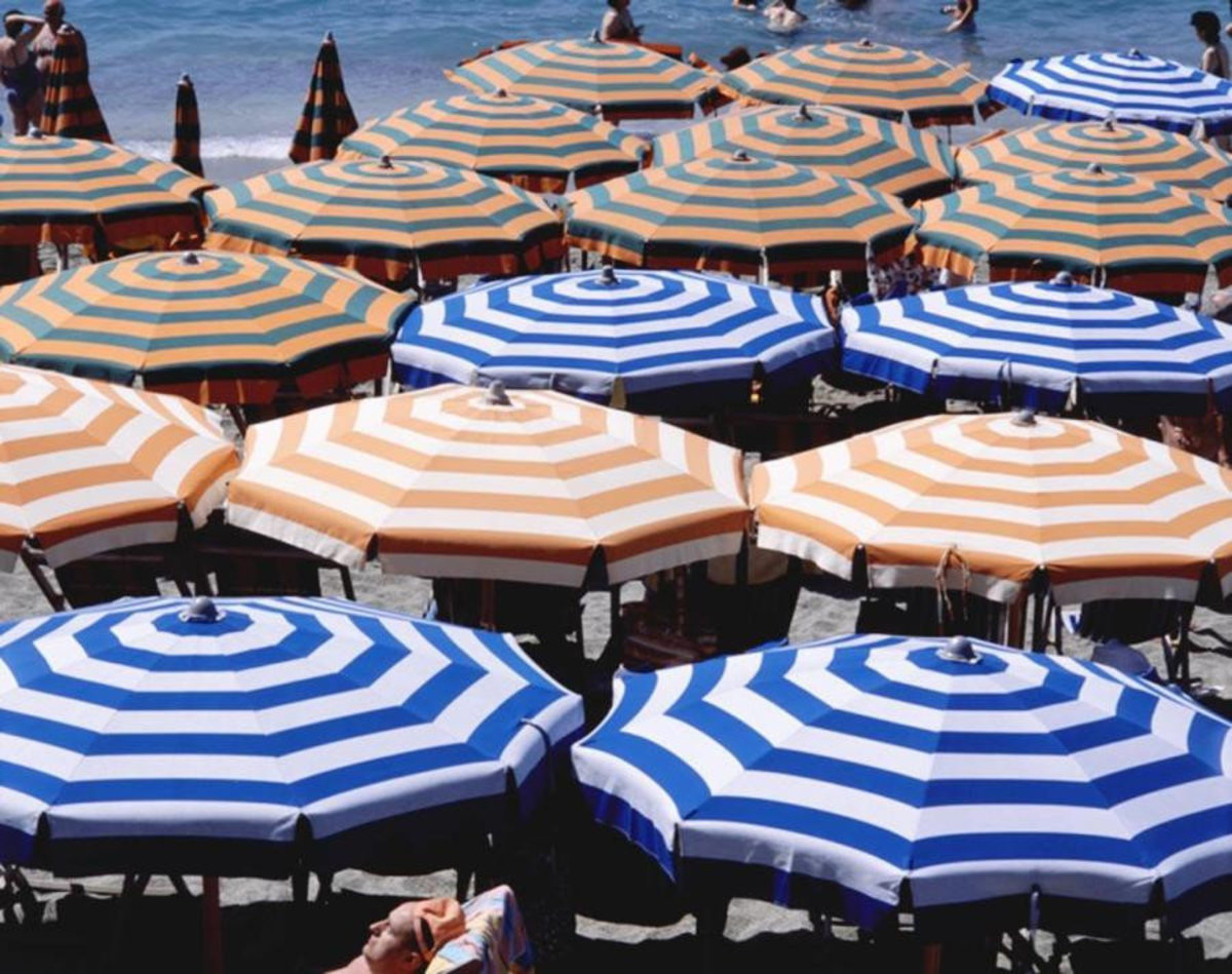 Image for Umbrellas On The Beach