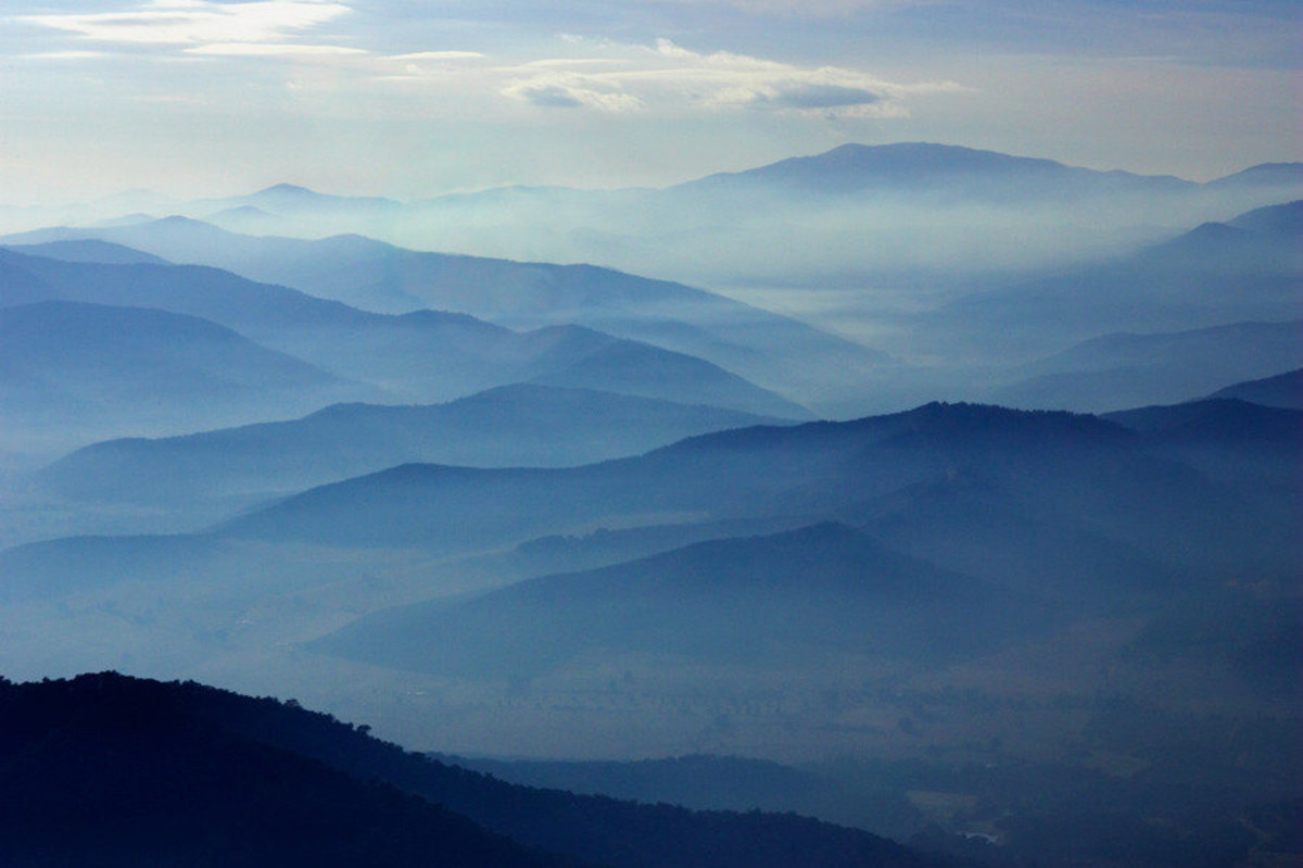 Image for View From Mt. Buffalo National Park, Australia